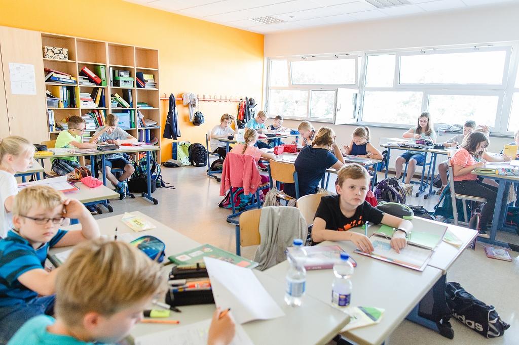 Förderspirale Deutsch und Mathematik