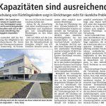 Schülerzahlenprognose - Quelle: Soester Anzeiger 05.11.2016