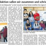 Zeitungsprojekt - Quelle: Soester Anzeiger 08.12.2016