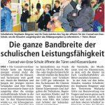 Tag der offenen Tür - Quelle: Soester Anzeiger 12.12.2016