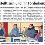 Förderkonzept - Quelle: Soester Anzeiger 02.02.2017